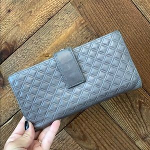 Hobo International Issy Bi Fold Embossed Wallet